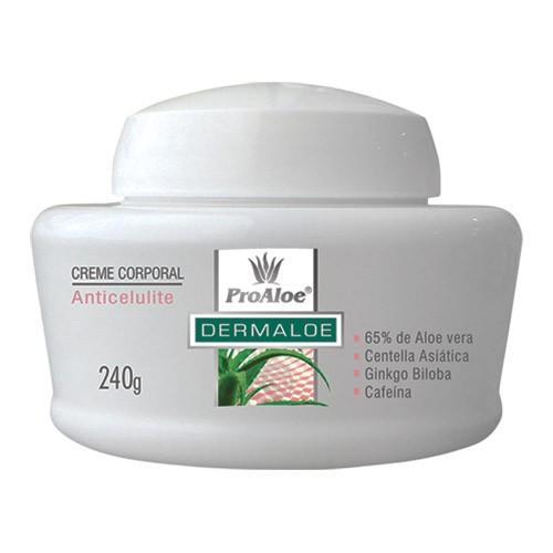 Creme Corporal Anticelulite Aloe