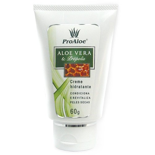Creme Aloe e Própolis