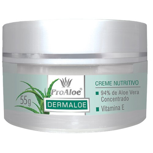 Creme Nutritivo com Vitamina E Aloe