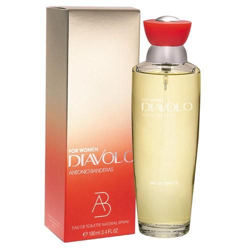 Perfume Diavolo Feminino EDT