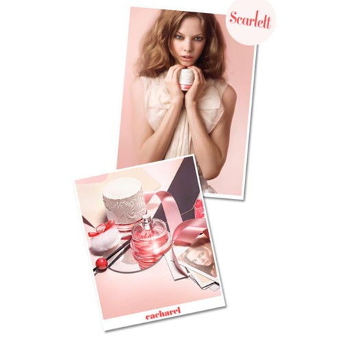Perfume Scarlett Feminino EDT