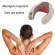 Massageador de Pescoço e Ombros com Aquecimento