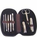 Kit de Manicure 8 Peças com Estojo